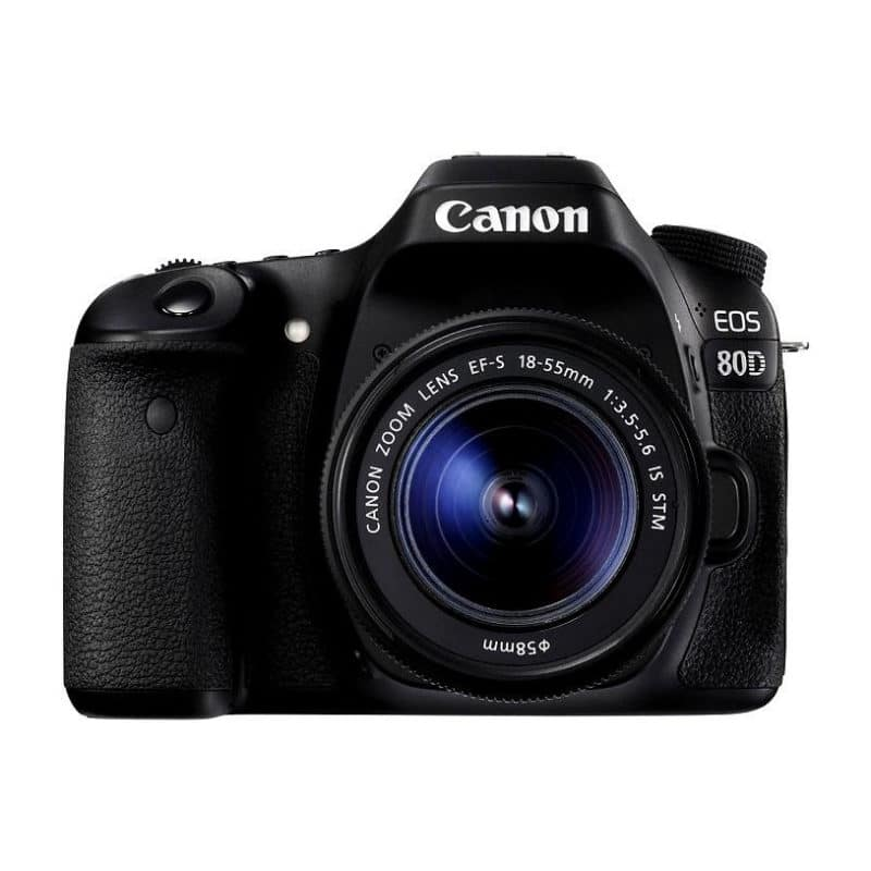 Canon EOS 80D with 18-55mm STM Lens photos