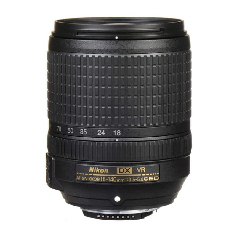 AF-S DX 18-140mm f/3.5-5.6G ED VR