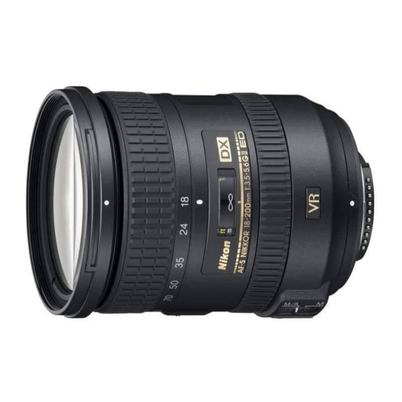 AF-S DX 18-200mm f/3.5-5.6G ED VR II