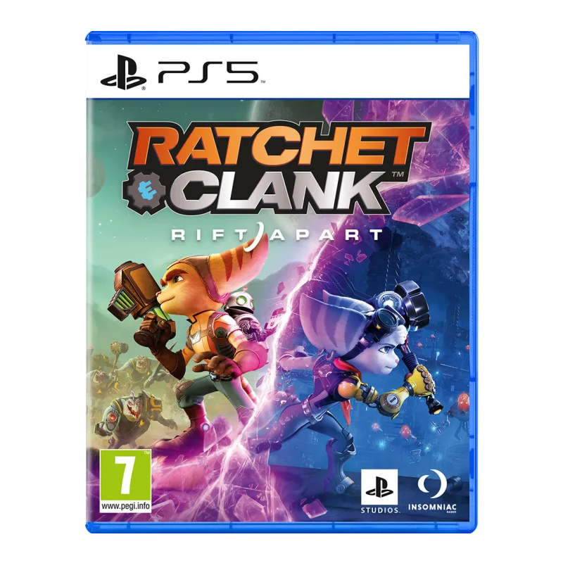 Ratchet and Clank Rift Apart PS5