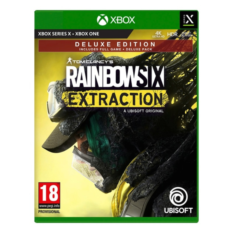 Tom Clancy's Rainbow Six Extraction Deluxe Edition Xbox Series X