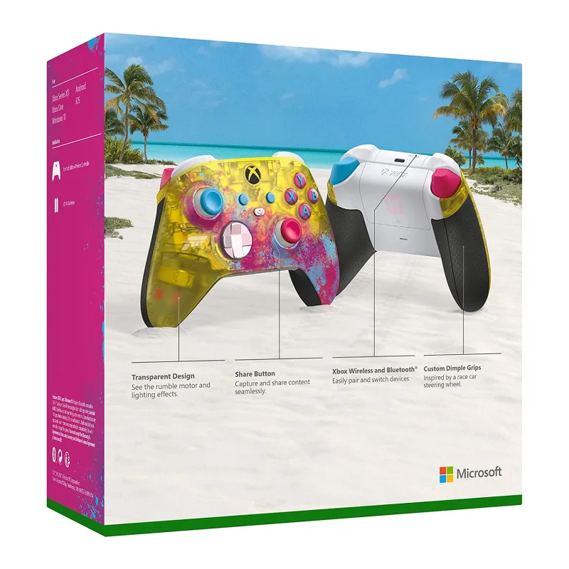 Xbox Controller Forza Horizon 5 Limited Edition
