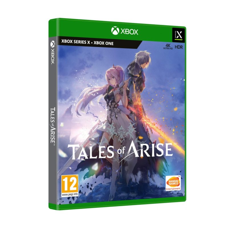 Tales of Arise Xbox Series X