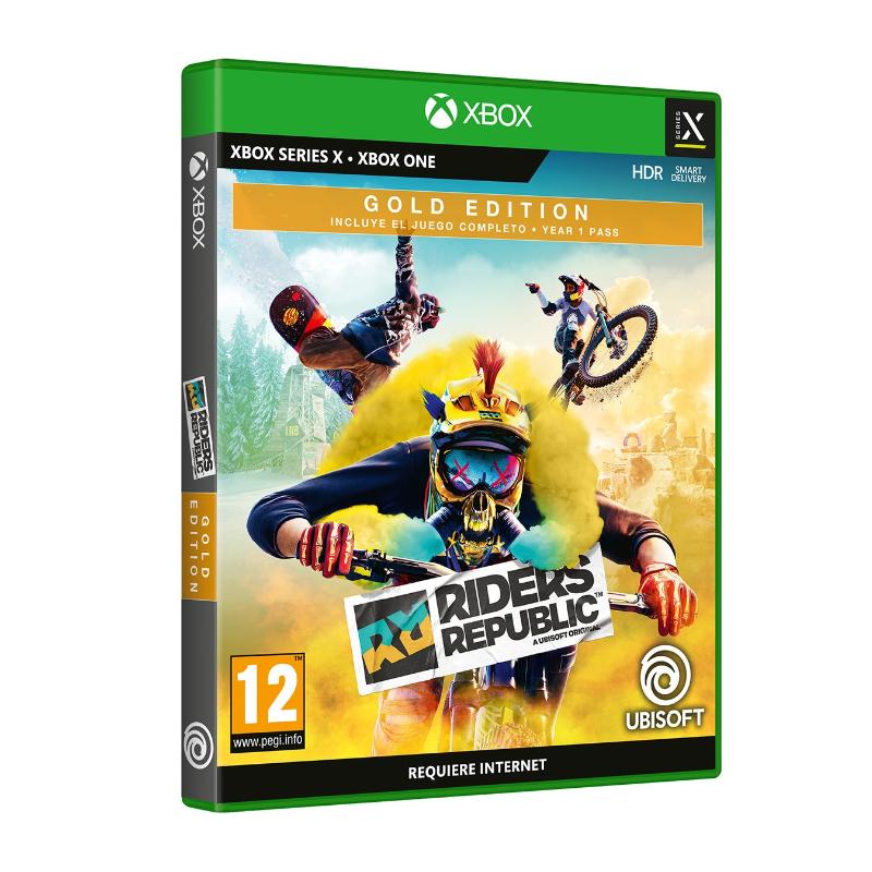 Riders Republic Xbox Series X